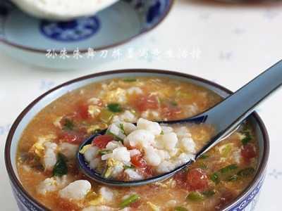 面疙瘩湯的做法 做出大小均勻疙瘩湯的私家秘訣
