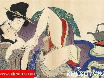 看日本性三級圖 日本AV女的性愛姿勢日本春宮圖中居然全有