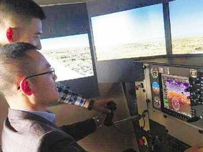 考直升機駕照 25萬元可以考個飛機駕照