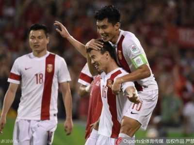 有比中國足球更慘的嗎 國足比澳洲還高你信嗎