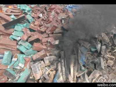 天津爆炸致56死 天津港爆炸致56人死